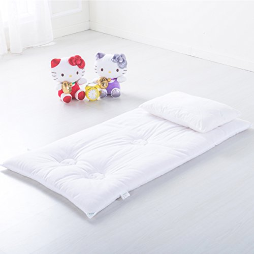 果言家纺 新疆棉被棉花床垫褥子 厚棉花褥子成人学生单人宿舍卧室棉被垫被 (1米床)