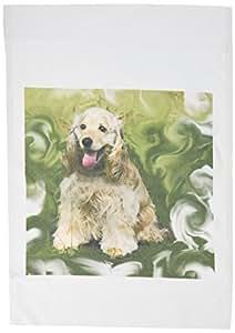 Dogs Cocker Spaniel - cocker Spaniel - 旗帜 12 x 18 inch Garden Flag fl_4091_1