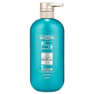 欧莱雅专业美发 沙龙专属丝泉净化洗发水 600ml 有头屑异味控油去油 (新老包装随机发放)