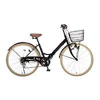 voldy.collection(Voldy collection)26英寸折叠城市自行车 禧玛诺6段变速 篮球、钥匙、浅色标准 VFC-001 共10色
