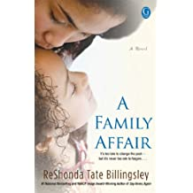 A Family Affair - A Free Preview of the First 7 Chapters (English Edition)