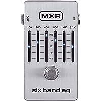 MXR M109S 六乐队 EQ 吉他效果踏板