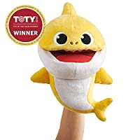 Pinkfong 婴儿鲨鱼毛绒玩偶 Baby Shark Null