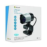 微软 网络摄像头 全HD LifeCam Studio Q2F-00020 parentQ2F-00021 Q2F-00021