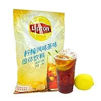 Lipton/立顿 柠檬风味茶味固体饮料 奶茶餐饮装1kg/袋