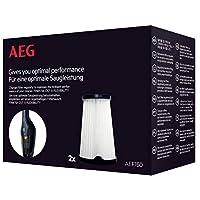 AEG AEF150 吸尘器过滤器替换装 2 件 适用于 AEG Ergorapido CX7-2 型号