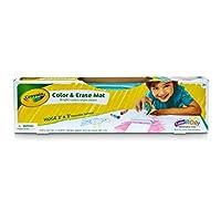 Crayola 绘儿乐 涂色 & 消除游戏垫;孩子的美术用品