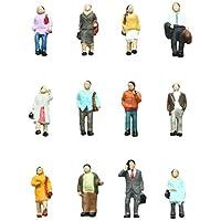 TOMYTEC Diocolle 情景收藏 The 人类116 走路人们 立体模型用品