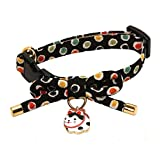 小狗 鸭子 810070-0 猫头圈小熊 黑色 M尺寸