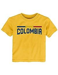 """世界杯足球幼儿""""Color Bar""""T 恤"""