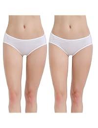 SCHIESSER 舒雅 两条装 舒美棉系列 女式 低腰三角内裤