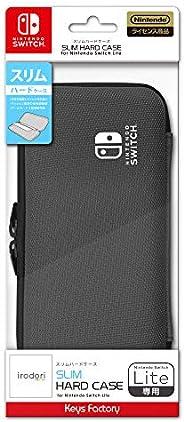 SLIM HARD CASE for Nintendo Switch Lite 炭灰色