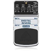 BENGER 贝林格 吉他用数字立体声混响效果踏板 DR600 DIGITAL REVERB
