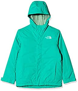 The North Face Kids' Snow Quest Jacket - Kokomo Green, Youth Small