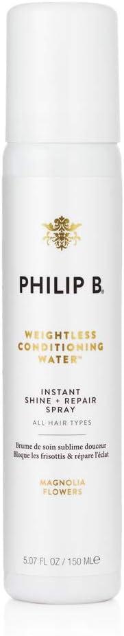 Philip B 无重量调理水