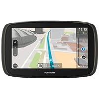 TomTom GO 便携式汽车 GPS 黑色 均码
