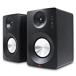 JBL CM102 HIFI品质 2.0声道 高保真 有源监听 多媒体 电视音箱 音响 动感黑