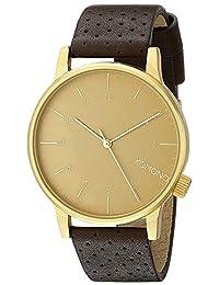KOMONO男士简约 时尚 轻薄手表 腕表KOM-W2001(比利时品牌 自营香港直邮 包邮包税)
