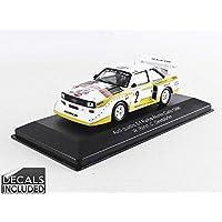 CMR - 微型汽车收藏,WRC003,白色/黄色/红色