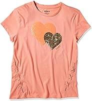 DKNY 女童 T 恤