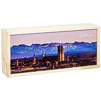 Lightbox MUNCHEN 35x15 cm 浅盒 866952
