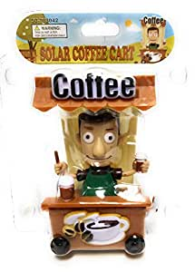 太阳能舞动咖啡车 Barista
