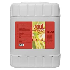 Roots Organics Soul Synthetics Infinity Fertilizer 5 Gallon