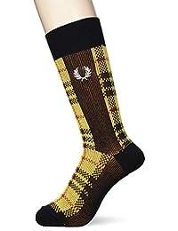 FRED PERRY 襪子 Tartan Socks F19924