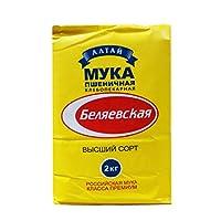 MYKA 雪兔 小麦粉2kg(俄罗斯联邦进口)