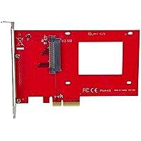 StarTech.com X4 PCI Express Adapter 红色