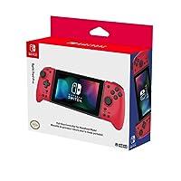 Hori Nintendo Switch Split Pad Pro(紅色)人體工程學控制器,適用于手持模式 - Nintendo 任天堂官方* - Nintendo Switch