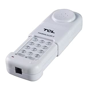 TCL HA868(32) P/T 普通按键电话(白色)