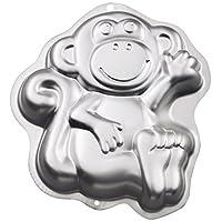 "Novelty Cake Pan-Monkey 12.75""X11.25""X2"""