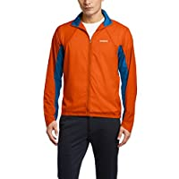 Patagonia 男式 速干排汗透气越野跑风衣 轻便皮肤衣 Men Nine Trail Jkt 25020 EOGB火花橙色 180/104A(M)