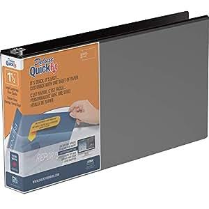 QuickFit QF HD Spreadsheet View Binder (95021L)