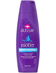 中国亚马逊:Aussie Moist 柔润滋养保湿洗发水400ml*6 123.43元(直邮低至23元/瓶,再补货~)