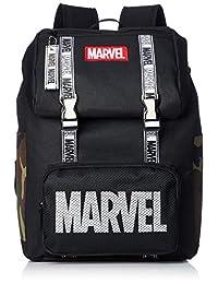【MARVEL/MARVEL】翻盖双肩包(迷彩)50955 帆布包/包/防水加工