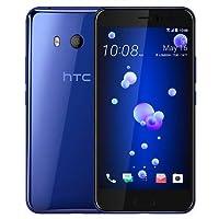 HTC U11 HTC u-3w 边框触控全网通4G智能手机 (远望蓝)