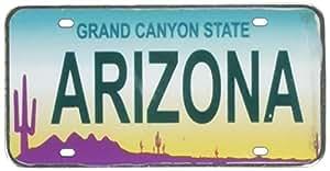 美国州牌照磁铁 亚利桑那州