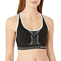 Calvin Klein 女士中号双面文胸上衣