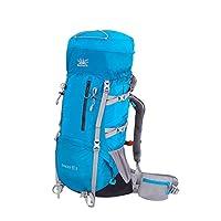 BIGPACK 赛帕尔70L户外登山包男女通用 徒步双肩包野营大容量 (蓝色)