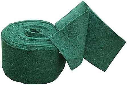 Develoo 2 件套树保护膜,2.5 毫米厚的冬季树保护膜,植物绷带防冻保护布,包装树包保暖和保湿,79x5 英寸