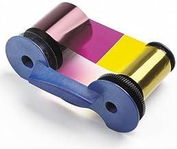 Datacard 彩色絲帶和清潔套件,YMCKTKT,300 張印花 (534000-006)