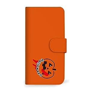 MITAS 智能手机保护壳翻盖型万圣节 Halloween 杰克 B 2_Xperia A4 (SO-04G) Sony