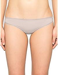 Calvin Klein 女士纯色无缝丁字裤