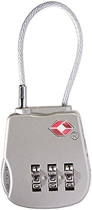 PELICAN 派力肯 #1506 摄影器材防护箱配件 (银色) TSA密码锁