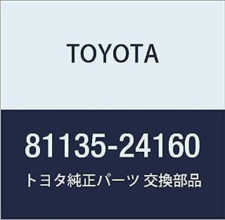 TOYOTA (丰田) 原装零件 头灯罩 * Isis NULL 产品编号81135-24160