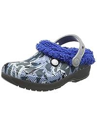 Crocs 经典款 Blitzen Iii 图形儿童洞鞋