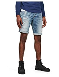 G-Star RAW 男式锥形修身牛仔裤