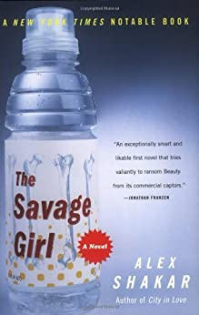 """The Savage Girl (English Edition)"",作者:[Shakar, Alex]"